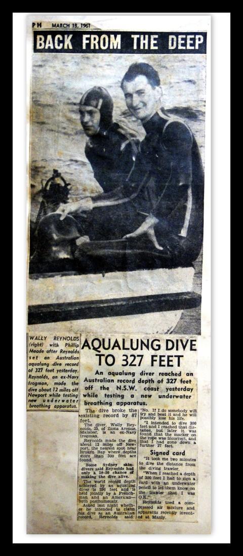 Wally Reynolds deep dive on a mixture.