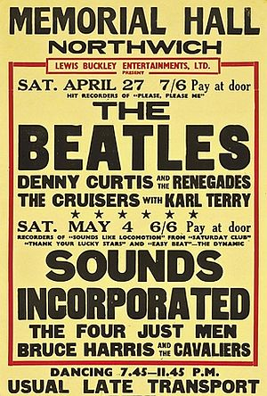 At age 17 Kathy entered a competition and got to meet The Beatles for 40 minutes, in Sydney.